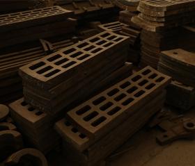 细缝高锰钢筛板
